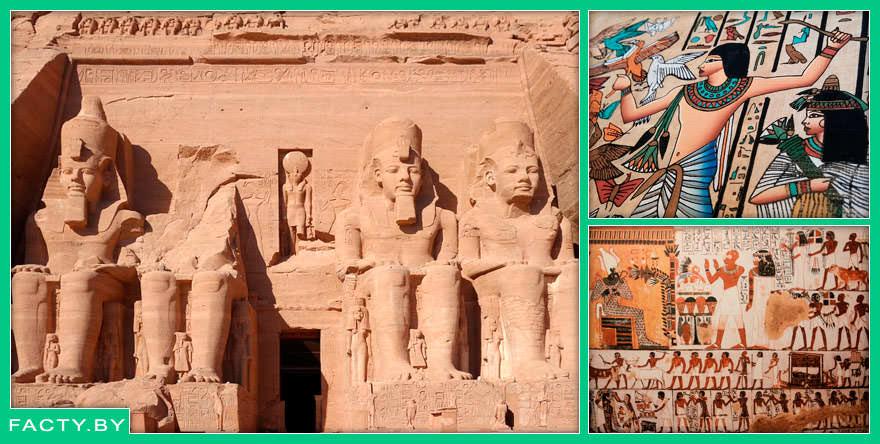 история фараона интересные факты